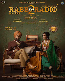 Download Rabb Da Radio 2 (2019) Punjabi Full Movie 720p HDRip
