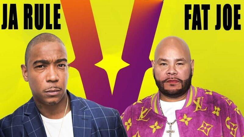 Fat Joe and Ja Rule's VERZUZ