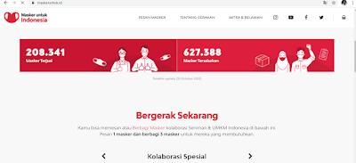 masker untuk indonesia