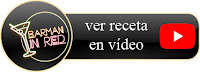 video cóctel fragancia de amor barman in red