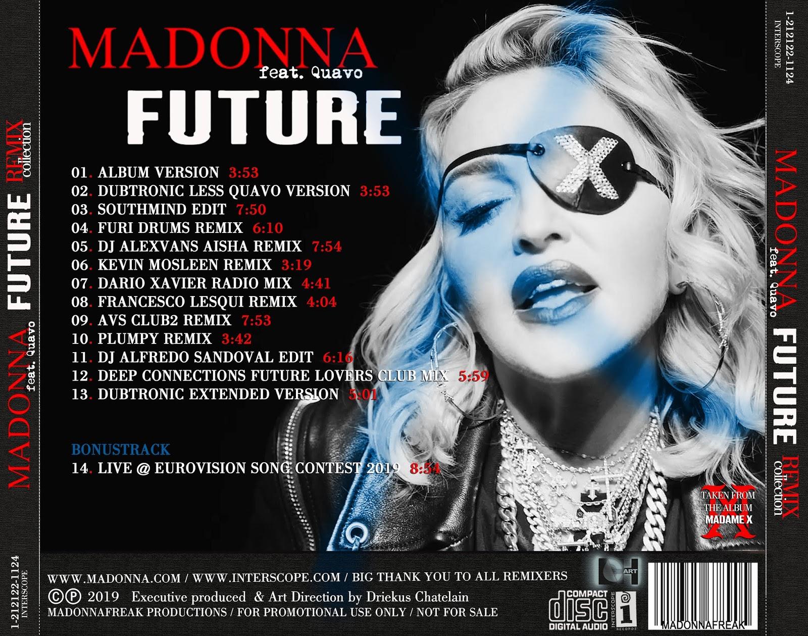 Madonnafreak Productions