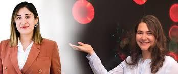 Dünyanın En Başarılı Gençleri Arasındaki 2 Türk Kadın
