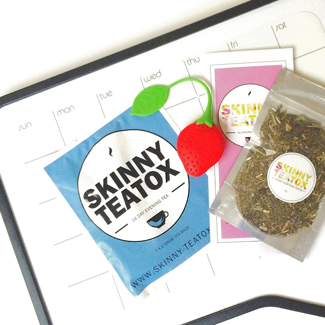 Skinny TeaTox Review, Green Tea, Herbal Tea, Health Benefits of Teatox, Tanvii.com