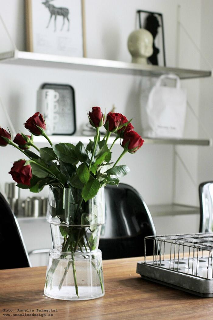 annelies design, webbutik, lamapa, lmapor, kök, köekt, detaljer, inredning, tavla, älg, älgar, poster, posters, stycksningsdetaljer, styckningsschema, svart, vitt, svartvit, svartvita, rött, rosor, röda, blommor, vas, vako, revel, stumpastake