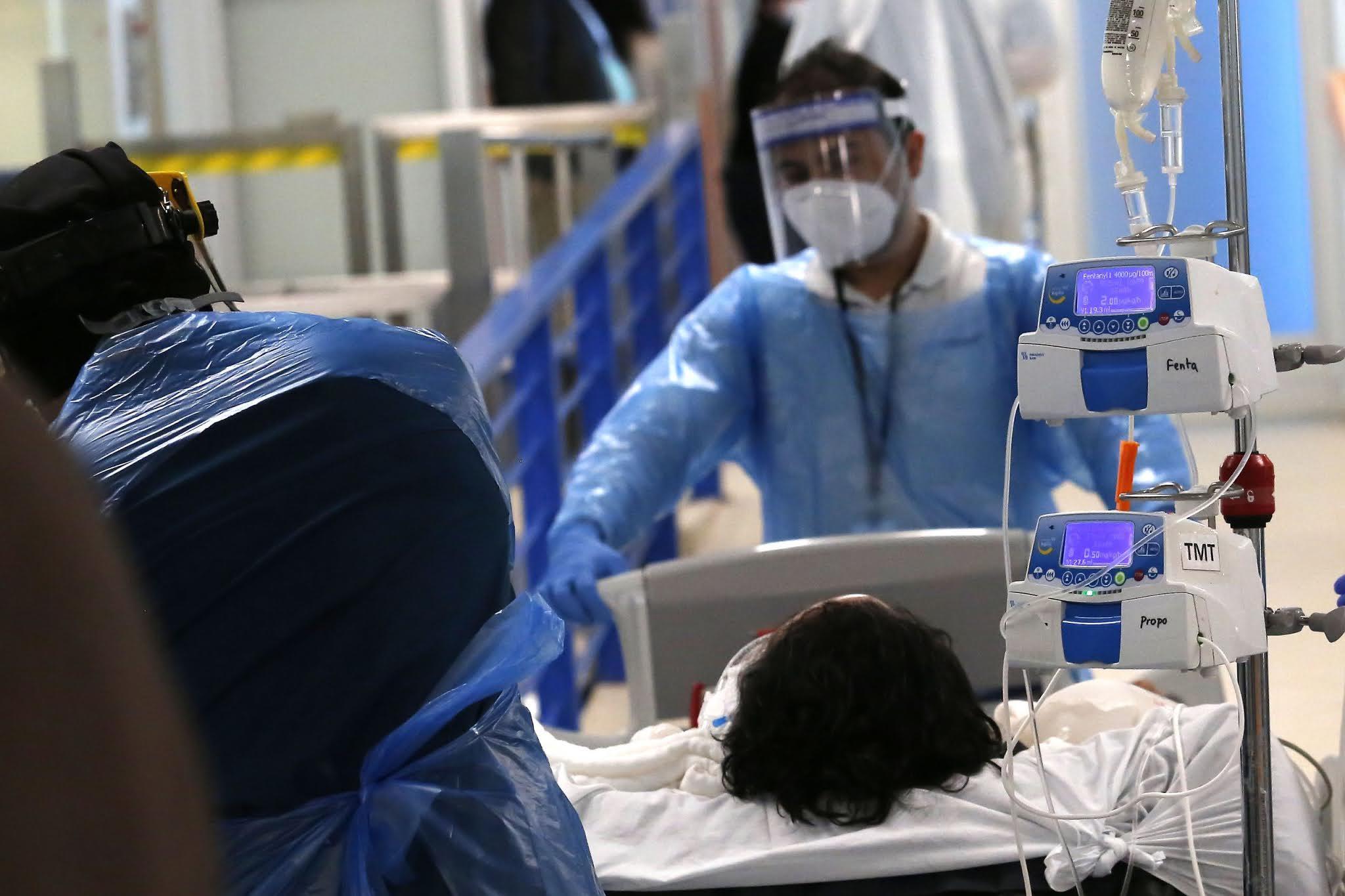 No descartan nuevo confinamiento en París por sobrecarga hospitalaria por el coronavirus
