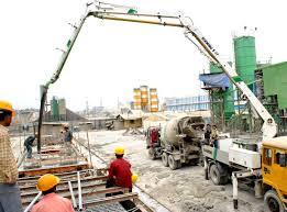 teknik pengecoran beton