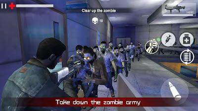 Télécharger Death City : Zombie Invasion mod