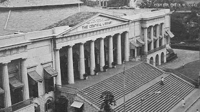 टाऊन हॉल, मुंबई (इ. स. १८३३)