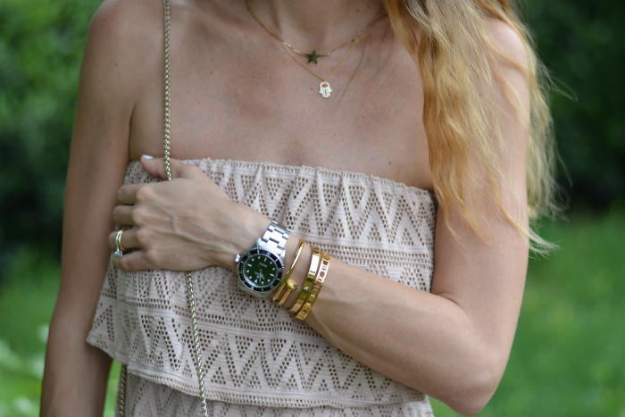 bracciali oro rolex