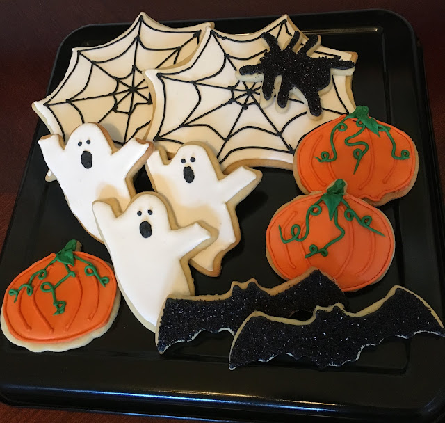 Halloween cookies by Sonja Stone