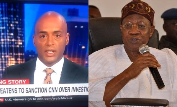 #EndSARS: CNN Attacks Lai Mohammed For Not Bringing Any Evidences To Back His Claims