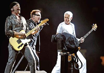 U2, EUROPA
