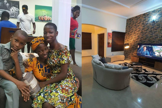 'I Wanted To Buy A Car For My Father, But...' - Emmanuella Explains Why She Built A House For Her Mother