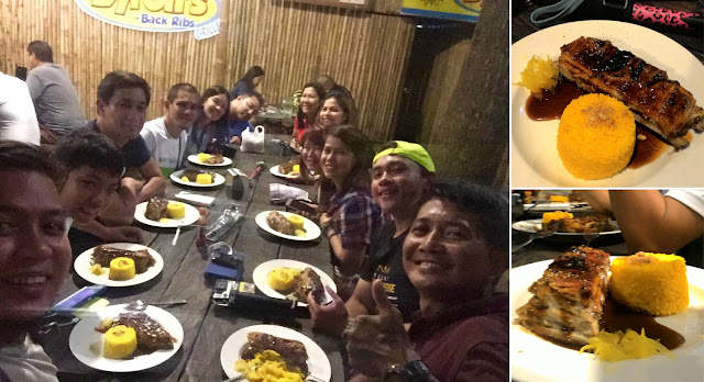 Byron's Backribs - Homesite, Bacolod