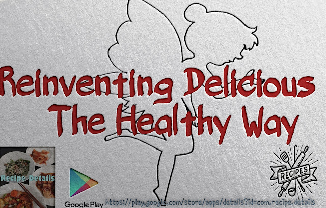 Reinventing Delicious - The Healthy Way