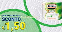 Logo Regina Wish: buono sconto da € 1,50 !e tu lo hai ricevuto ?
