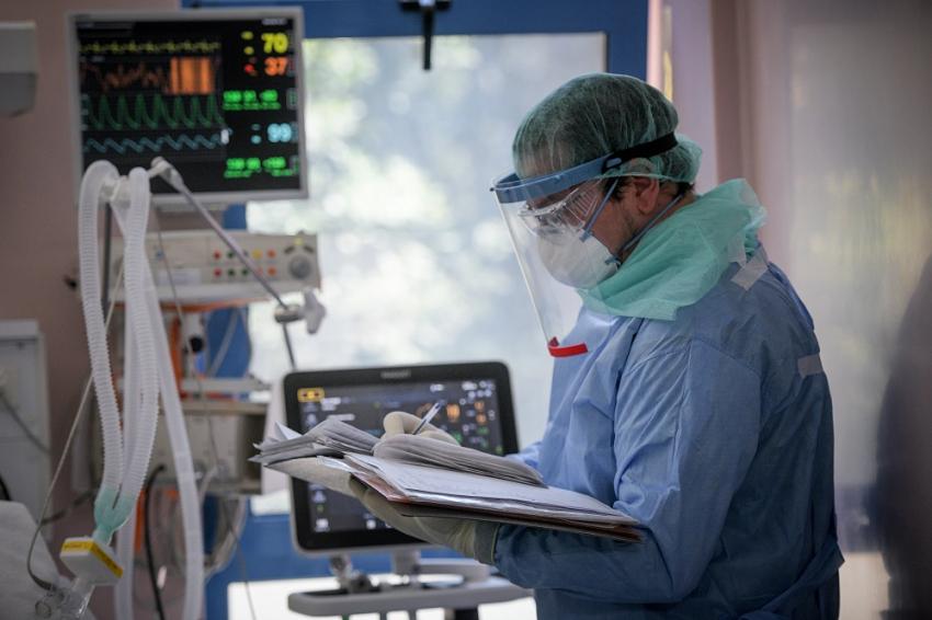 Κορονοϊός: 10 διαθέσιμες κλίνες ΜΕΘ στο Νοσοκομείο Αλεξανδρούπολης