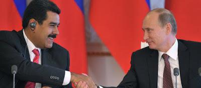 Η Ρωσία θα αποπληρώσει το χρέος της Βενεζουέλας! - Την Τετάρτη υπογράφουν την συμφωνία Β.Πούτιν & Ν.Μαδούρο