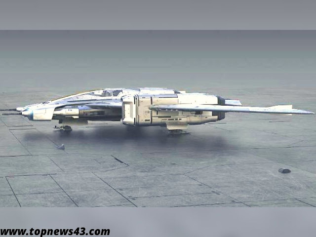 Tri,Wing Flies With Power , Porsche Designs \u0027Star Wars