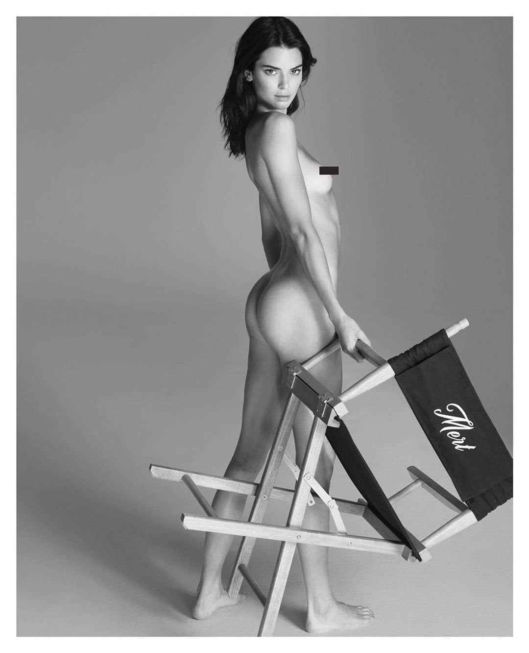 Kendall Jenner bares all in nude photo shoot for top photographer