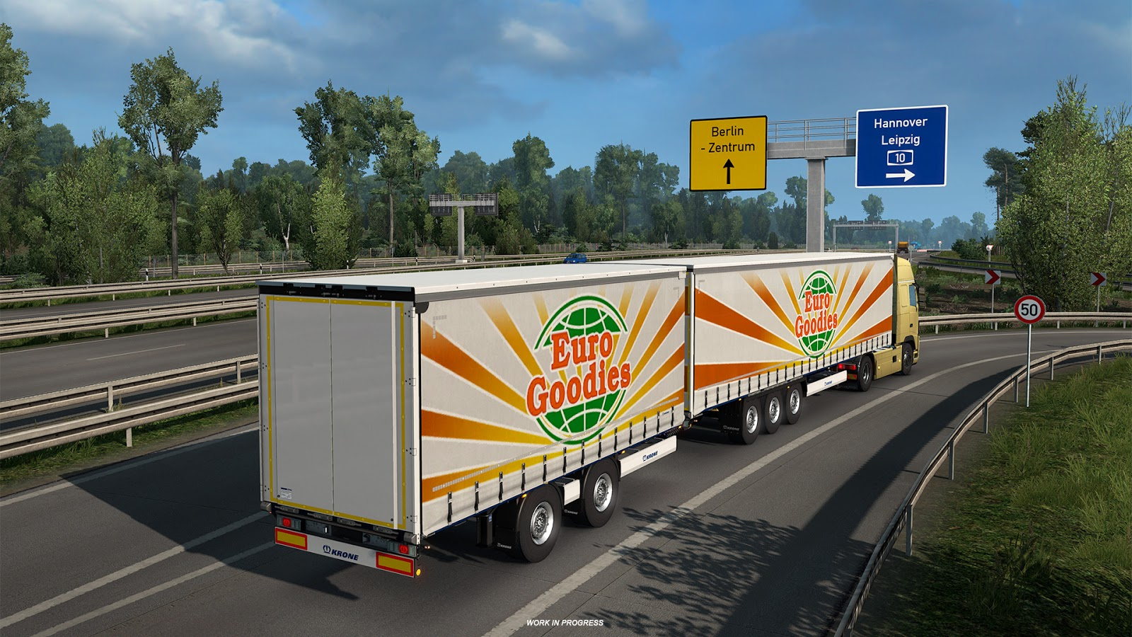 SCS Software's blog: Euro Truck Simulator 2 Update 1 35 Open