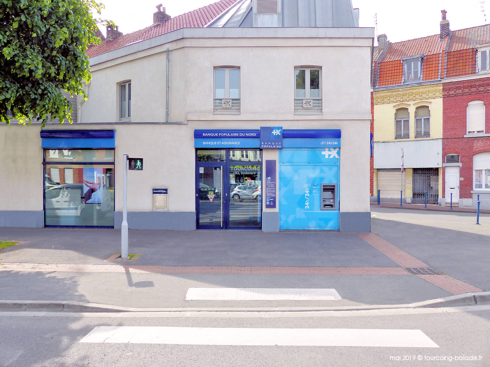 Banque Populaire du Nord Tourcoing - Agence Gambetta