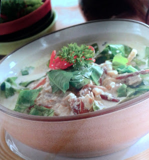 Gambar Resep Sayur Ikan Pari