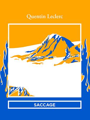 Saccage, Quentin Leclerc, éditions de l'Ogre