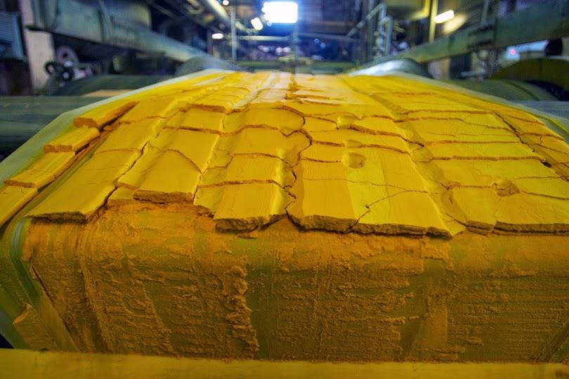 Yellow Bcake Bnuclear Buranium Bplutionum