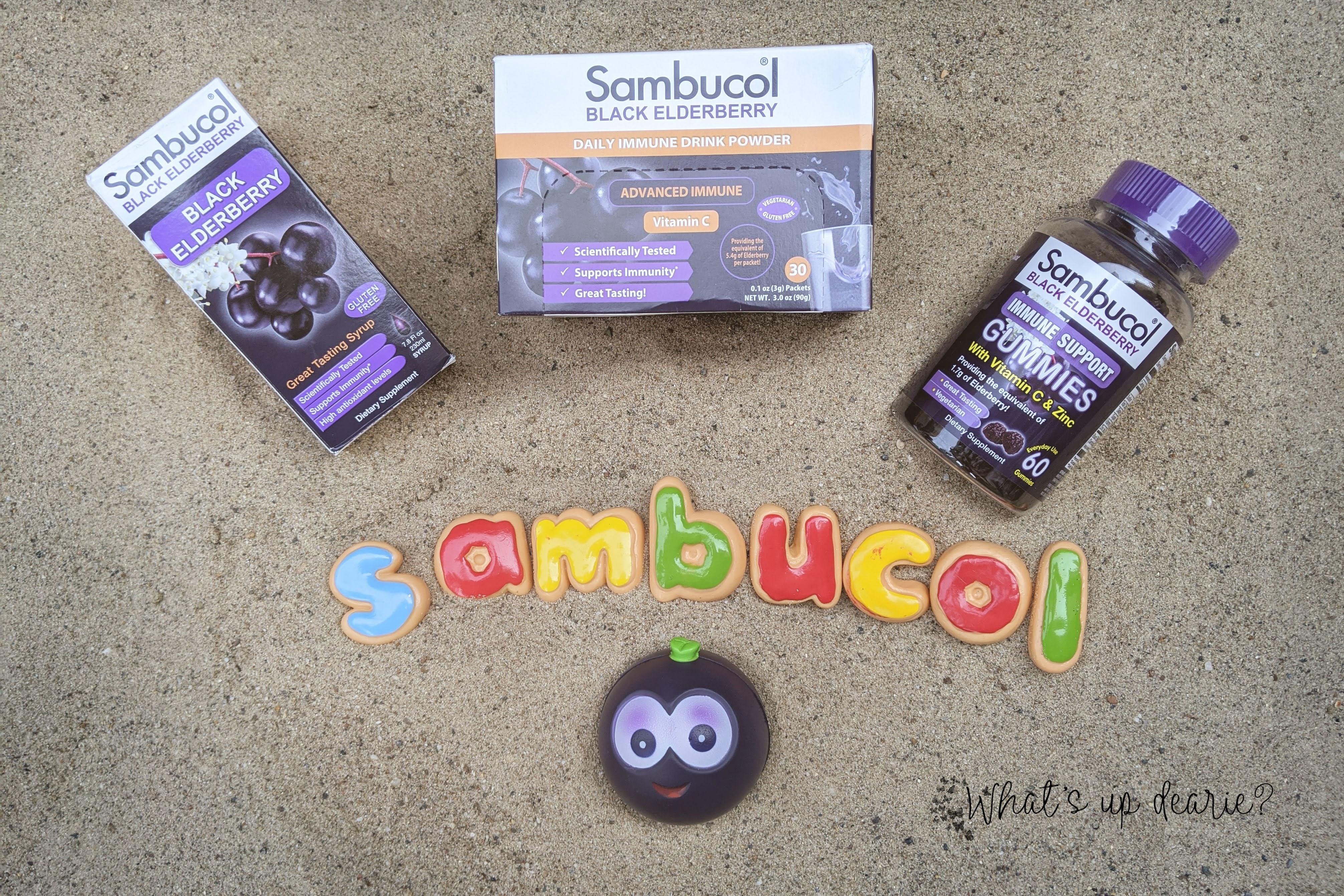 Sambucol suplement