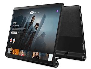 レノボが外部モニターとしても使えるAndroidタブレット「Lenovo Yoga Tab 13」と「Lenobo Yoga Tab 11」を発表!壁掛けも可能
