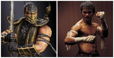 Mortal Kombat 2017