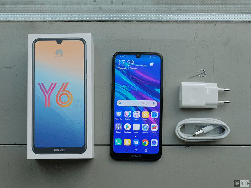 Huawei Y6 Pro 2019 goes official in the Philippines, priced at PHP 6,990