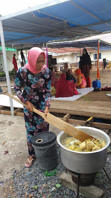 tradisi idul adha di pulau penyengat