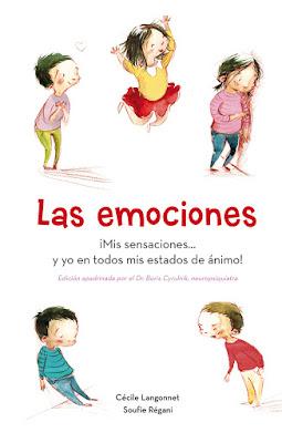 Que estas leyendo, album ilustrado, Cécile Langonnet, Soufie Régani, picarona, obelisco, lecturas, yo leo, libro infantil, cuento, ilustraciones, Las Emociones,