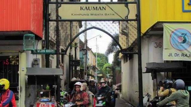Kampung Batik Kauman