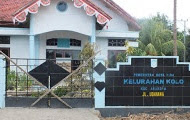 Tuntut Pembayaran Dana Infrastruktur Kelurahan, Kantor Lurah Kolo Disegel