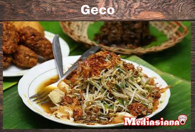 Geco khas Sunda