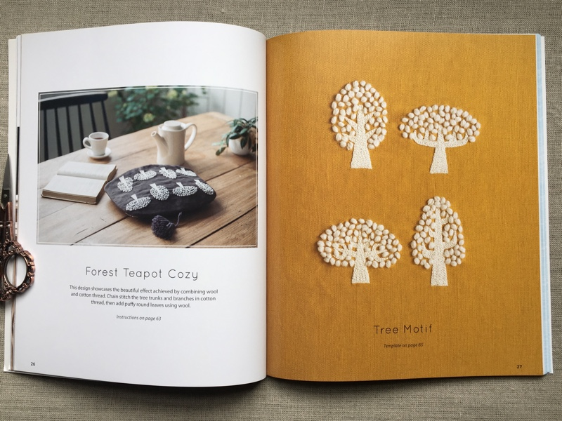 Simply Stitched, a book review by Michelle for Feeling Stitchy