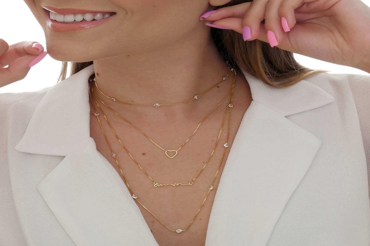 Tipos de colares para cada decote