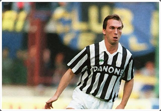 David Platt Juventus