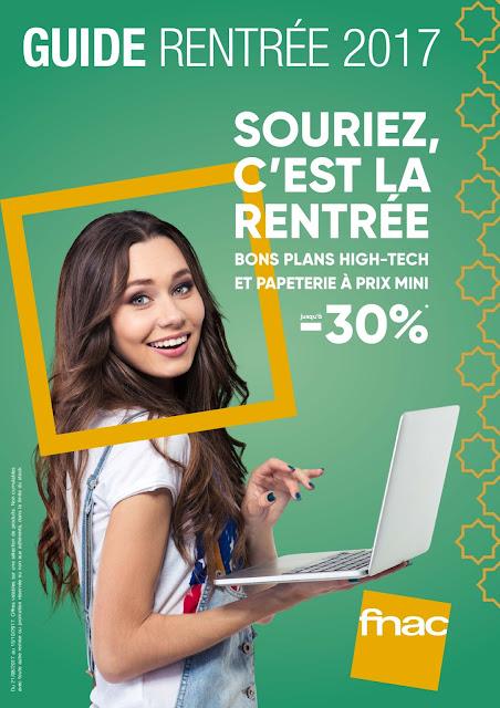 catalogue fnac maroc septembre octobre 2017