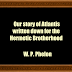 Our story of Atlantis : written down for the Hermetic Brotherhood (1903) by  W. P. Phelon, PDF book