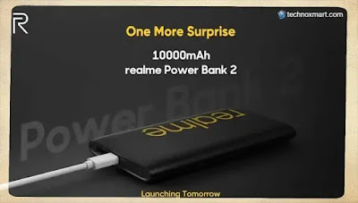 Realme 10000mAh Power Bank 2 Launched In India With 18W Twin Fast Charge: Check Everything Here