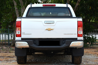 Eksterior Chevrolet Colorado