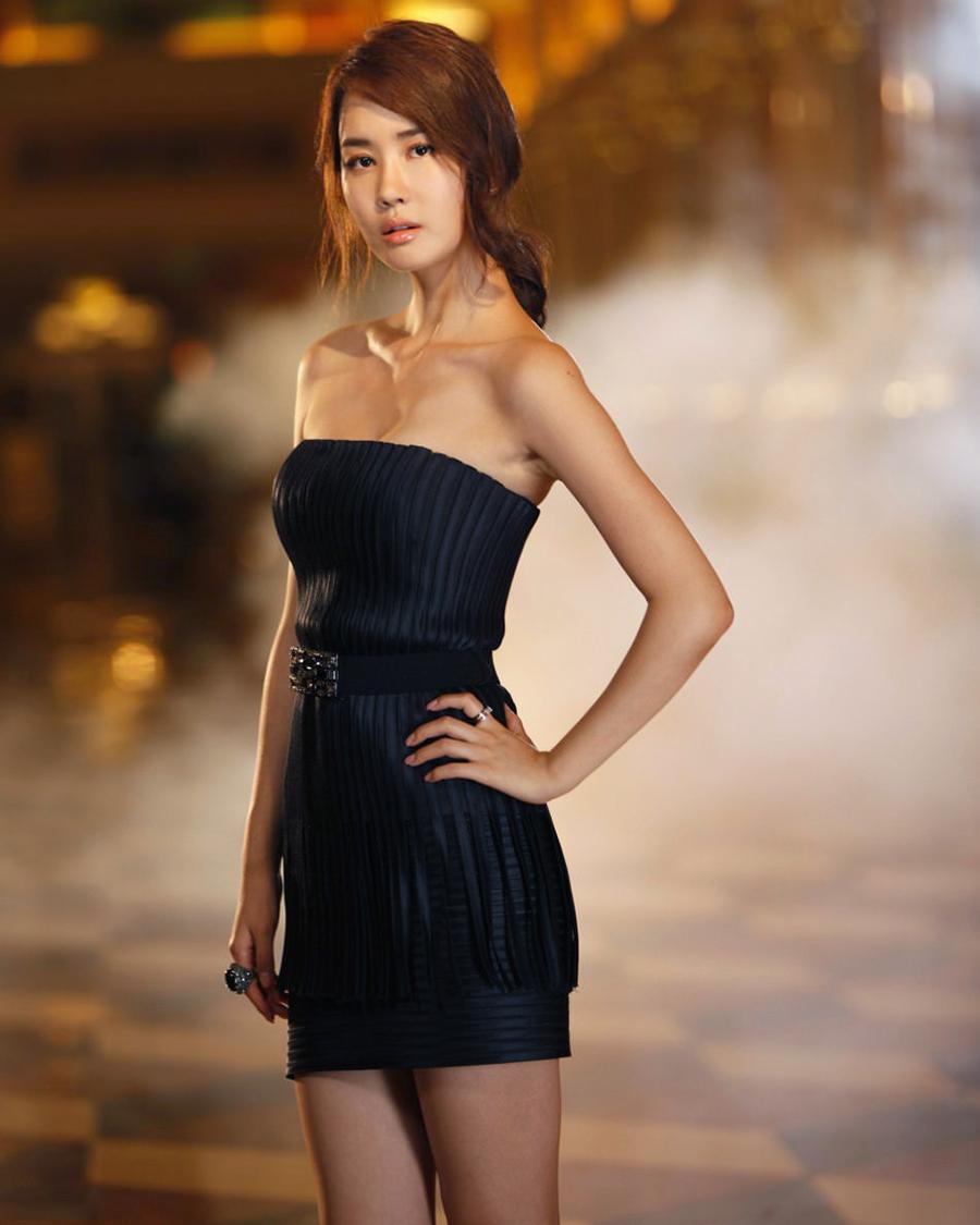 Lee Da-hae artis korea selatan seksi dan manis