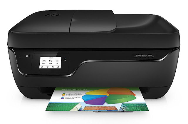 HP Officejet 3831 Treiber Download