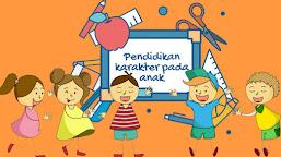 Apakah Pendidikan Karakter Perlu Untuk Anak Sekolah Dasar?