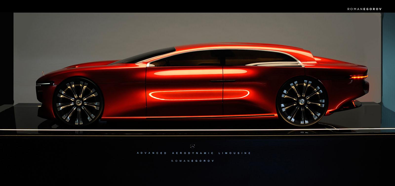 concept car aero dinamic