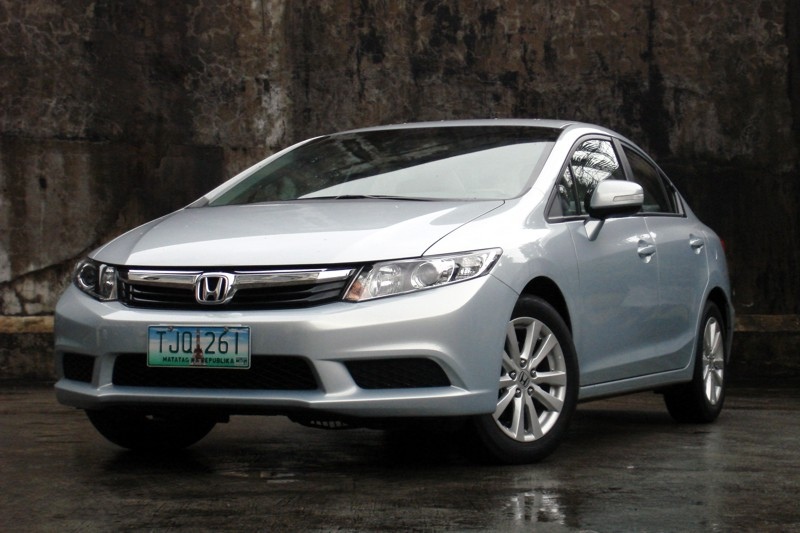 Review: 2012 Honda Civic 1.8 EX